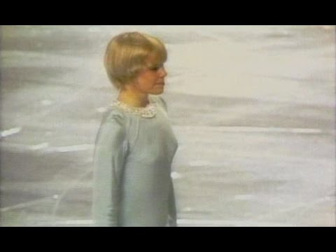 Janet Lynn  1970 U.S. Figure Skating Championships  Long Program