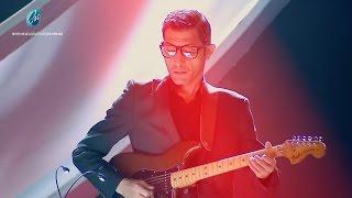 عازف الجيتار وحيد ممدوح مع راشد الماجد   الأولاني