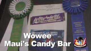 Wowee Maui Candy - Maui Hawaii