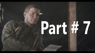 Call Of Duty WW2 - Walkthrough Part # 7