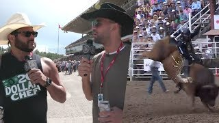 The Finale: Biz And The 20 Dollar Chef Take On The Calgary Stampede With Budweiser (part 3 of 3)