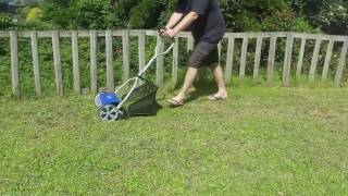 Victa Razor Manual Push Mower