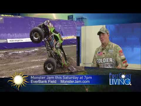 FCL Thursday February 22nd Monster Jam and Chad Fortune