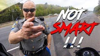 ANGRY COPS VS BIKERS | POLICE vs MOTORCYCLE |  [ Episode 138]