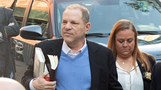 Harvey Weinstein Arrested and Charged With Rape After Turning Himself In to Police