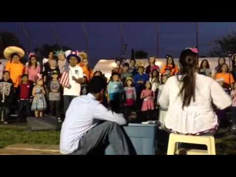 Foothill Oaks Academy-fall performance 2013. Part 5