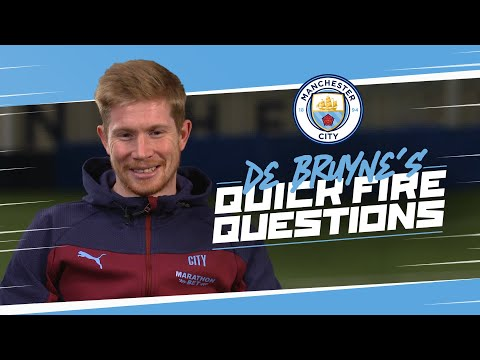 Kevin De Bruyne | Belgian Chips, the Cats or Dogs debate..and the best City goal he has witnessed.