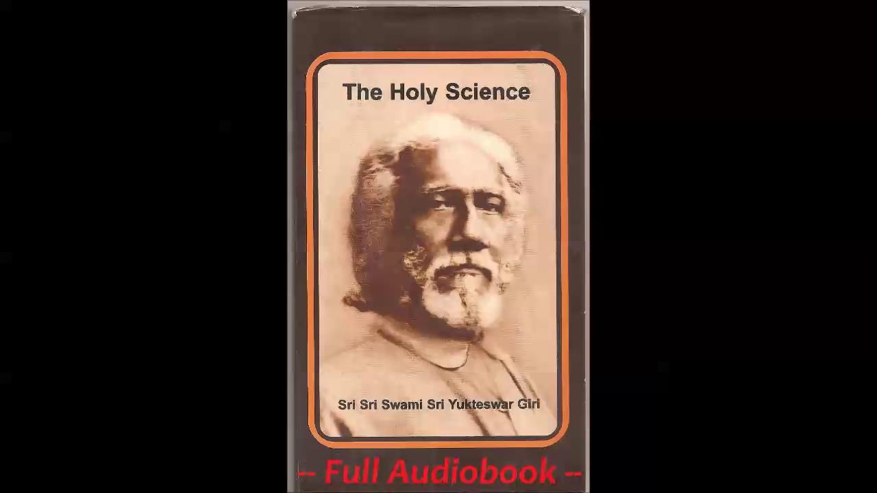 Sri Yukteswar Holy Science Ebook