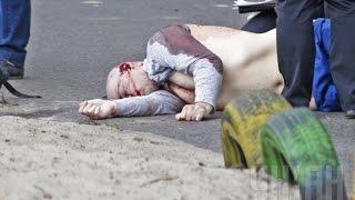 Массовые убийства оппозиционеров в Украине