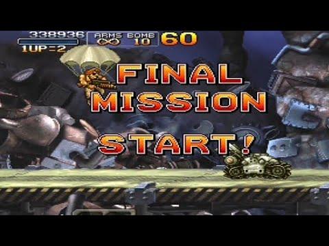 Metal Slug XX final mission||Parkit Gamerz |