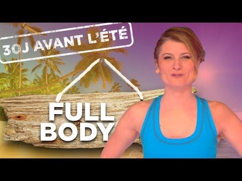 CHALLENGE 30J AVANT L'ETE - J23: FULL BODY