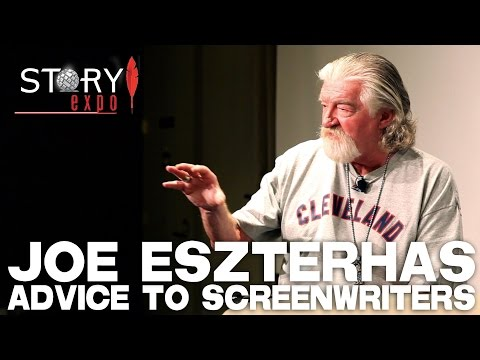 Joe Eszterhas Advice To Screenwriters - Story Expo 2014