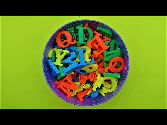ABC PARTY - Teaching ABC Alphabet with Fun Learning Contest for Kids - Teach for Kids