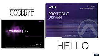 PRO TOOLS | HD IS NOW PRO TOOLS | ULTIMATE [2018.4]