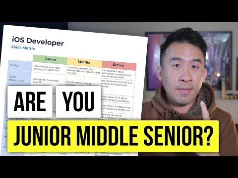 How to Determine If You Are Junior / Mid / Senior Level Engineer