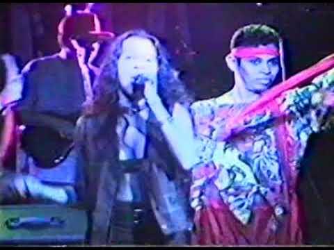 Banda Fazendo Arte - Casa de shows Kalamazoo, 1995.