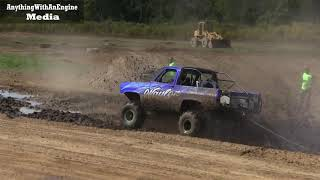 Cornfield 500 2019   -    Mud Truck Racing And Drags