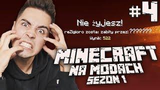 Idziemy Do JaskiŃ I Pierwszy Zgon... - Minecraft Na Modach Sezon 1 4