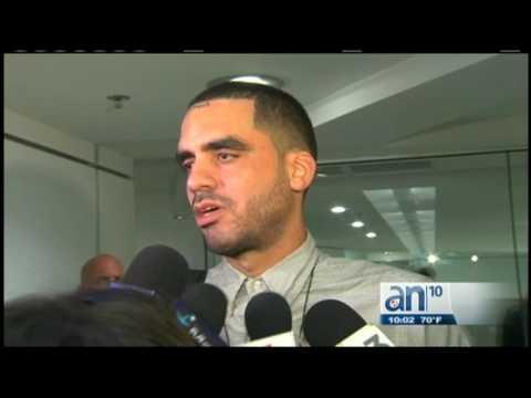 El grafitero cubano, Danilo Maldonado, El Sexto, llega a Miami