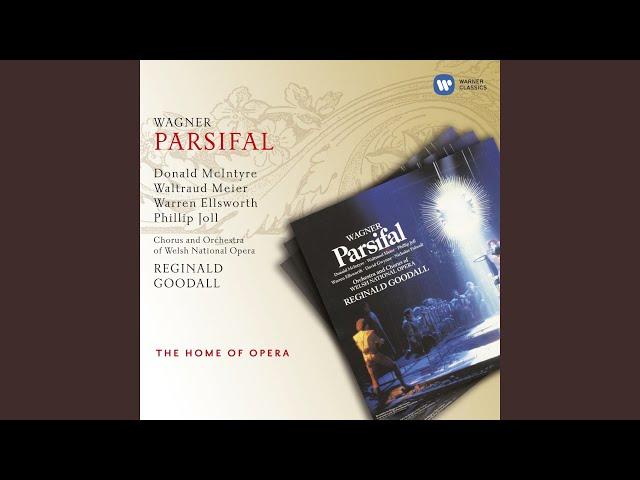 Parsifal, Dritter Aufzug/Act 3/Troisieme Acte: Und ich, ich bins der all dies Elend schuf!...