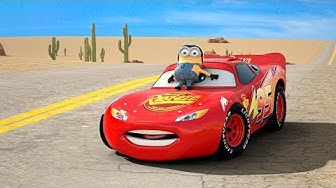 Lightning McQueen's Hood?? Series 1 of Disney Pixar Cars COLLECTION Frozen Ice Mater Movie
