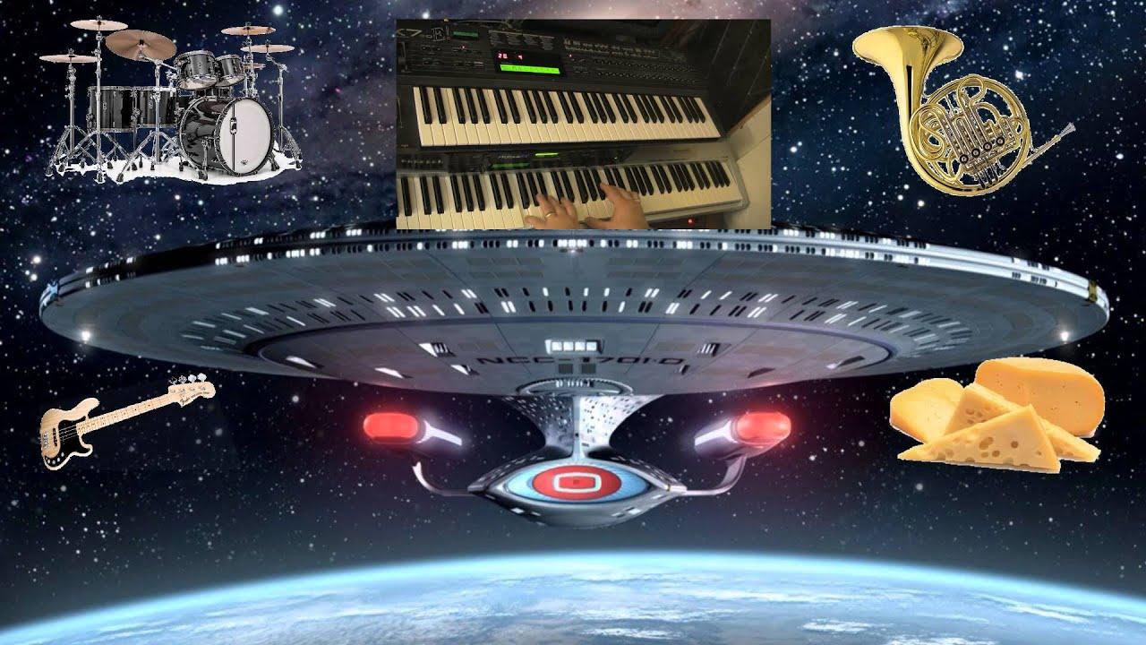 Star Trek Theremin