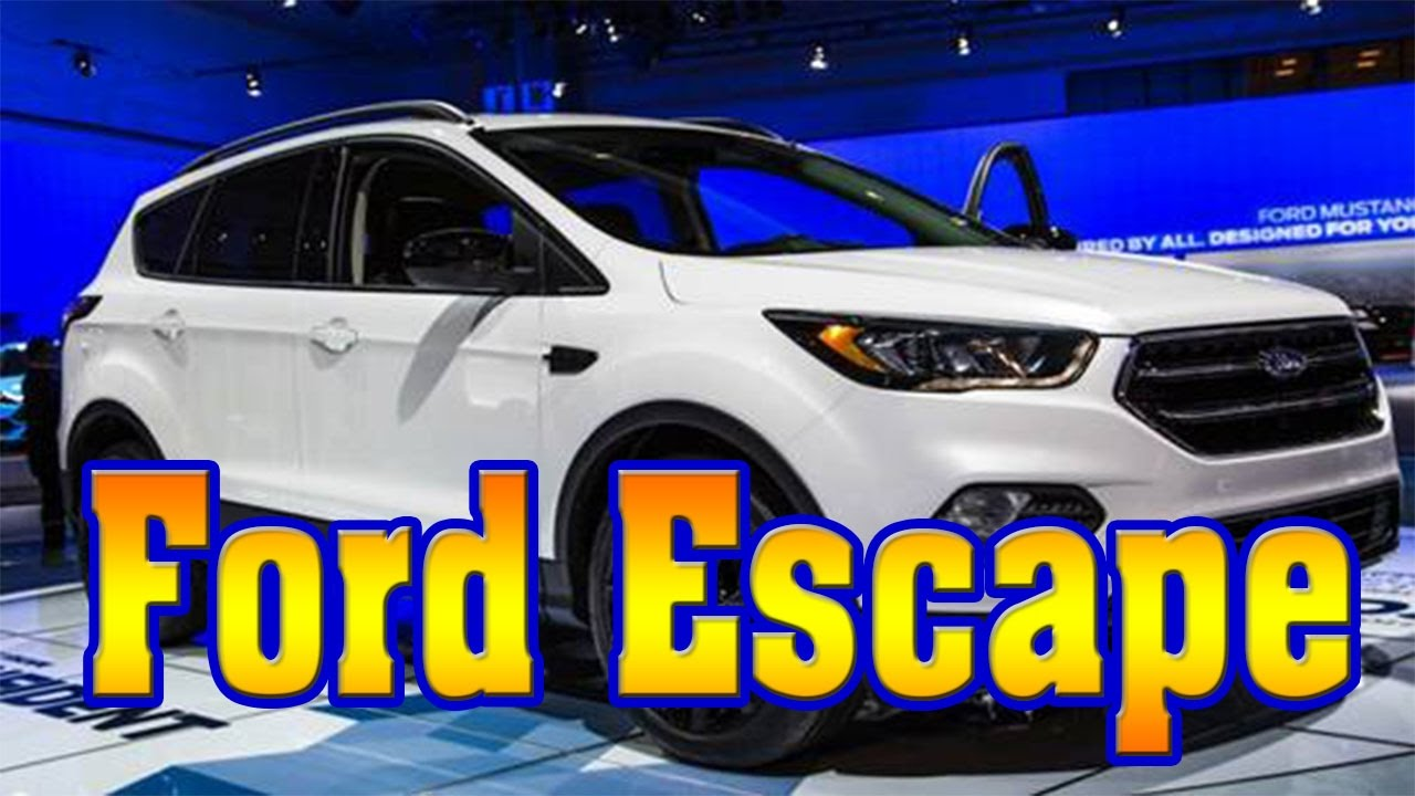 2019 ford escape 2019 ford escape redesign 2019 ford escape hybrid 2019 ford escape release date. Black Bedroom Furniture Sets. Home Design Ideas