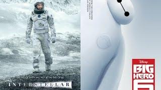 AMC Movie Talk - BIG HERO 6 Or INTERSTELLAR? FURIOUS 7