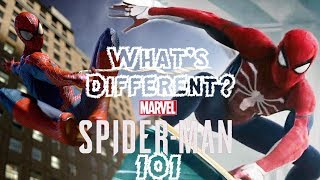 Spider-Man PS4: 101 - What Makes Marvel's Spider-Man Different From the Other Spidey Games?