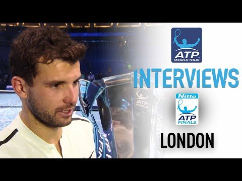 Dimitrov Reflects On Achievement In Nitto ATP Finals 2017