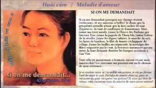 QUYNH TU : Hoài cảm / Maladie d'amour