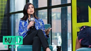 Morena Baccarin Speaks On Her Work With The International Rescue Committee