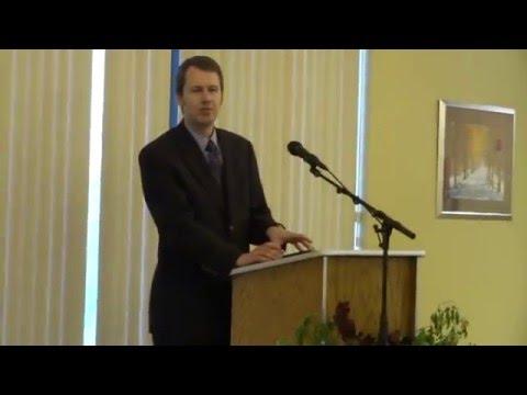 SBU Forensics Banquet Speech