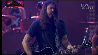 Foo Fighters Waiting on a War LIVE 2021