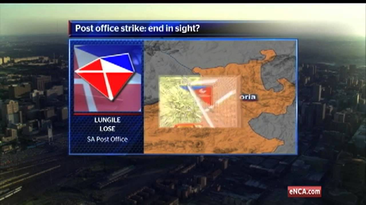 end of post office strike in sight