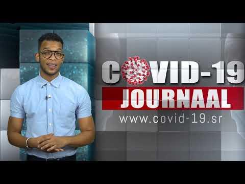 Het COVID 19 Journaal Aflevering 75 23 Oktober
