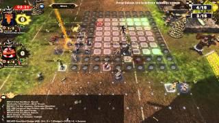 Online Blood Bowl FOL: Halflings Vs Khorne 1st Half