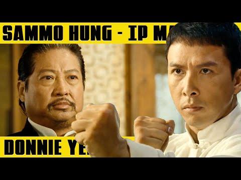 DONNIE YEN vs Master Hong | IP MAN 2 (2010)
