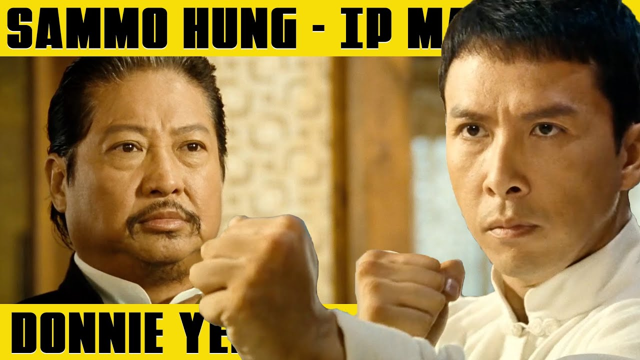 Download DONNIE YEN vs Master Hong | IP MAN 2 (2010)