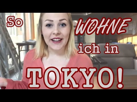 so wohne ich in tokyo alltag in tokyo 2 youtube. Black Bedroom Furniture Sets. Home Design Ideas