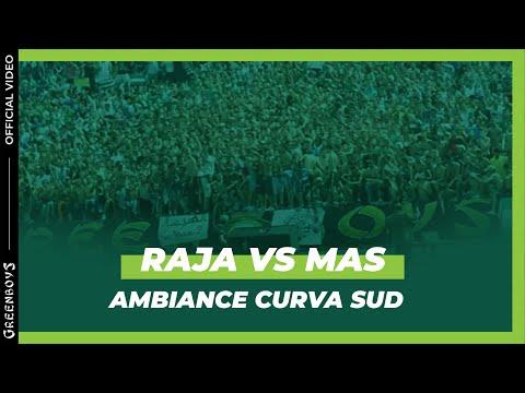 GREEN BOYS 05 - RAJA vs mas - Ambiance