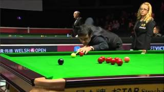 """Because only I can"" - Ronnie O\'Sullivan\'s cocky 146 [BBC]"