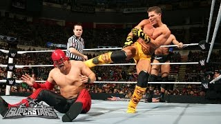 Los Matadores vs. Cesaro & Tyson Kidd: WWE Superstars, December 18, 2014