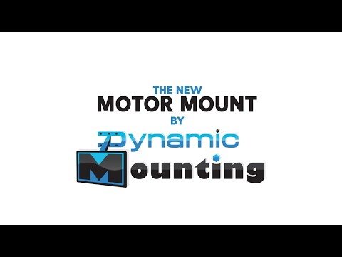 The New Motor Mount by Dynamic Mounting - Motorized TV Mount