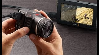 Hands On BlackMagic Micro Cinema Camera & Video Assist