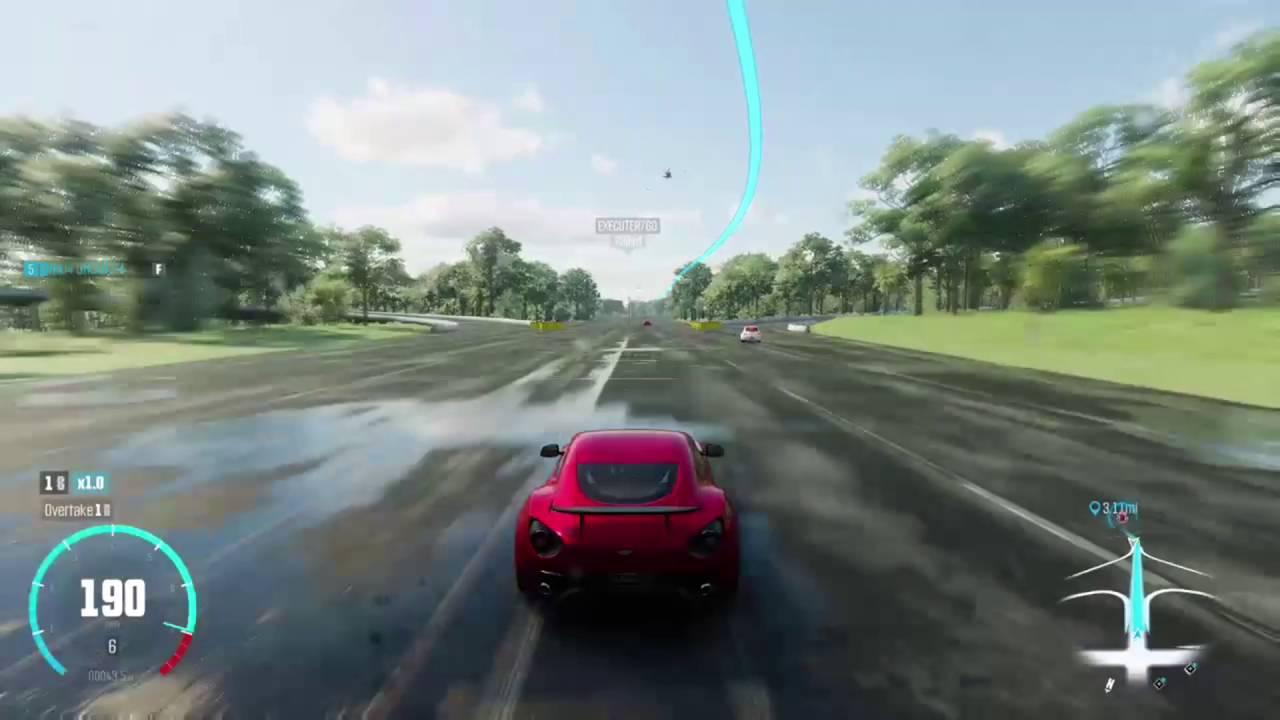 The Crew Aston Martin V Zagato Top Speed YouTube - Aston martin v12 zagato specs