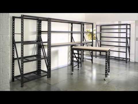 Rack It Storage System Youtube