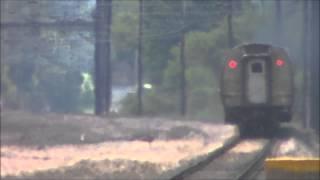 The Pennsylvanian train 43-Amtrak Veterans Unit 42