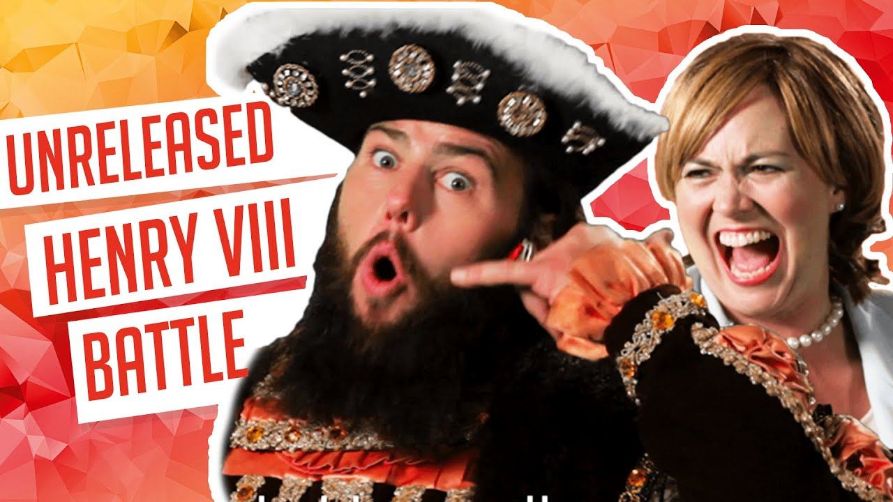 UNRELEASED: Henry VIII vs Hillary Clinton Battle & 2020 Update