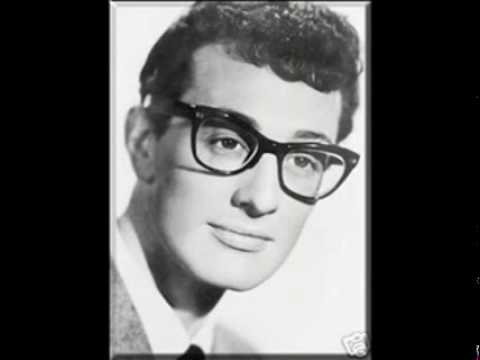 Everyday-Buddy Holly With Lyrics